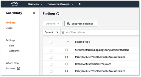 AWS Detection and Monitoring 27