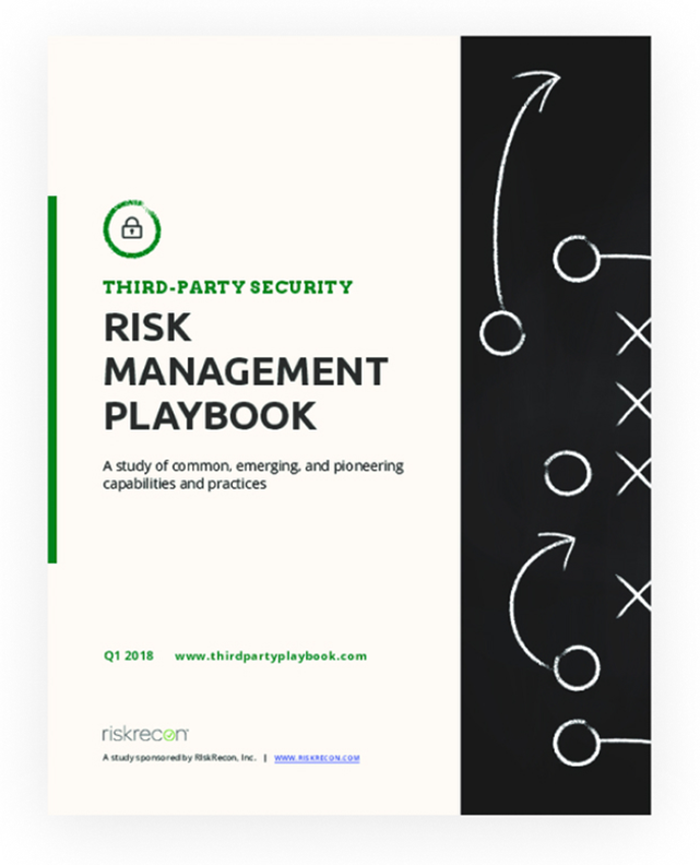 Third-Party Risk Management Playbook