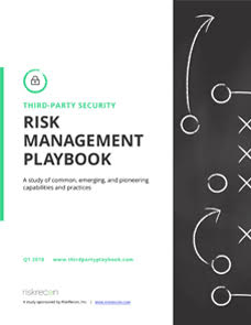 3rd Party Risk Management laybook