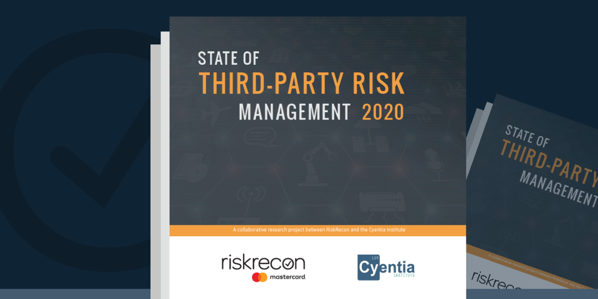 The state of third-party risk